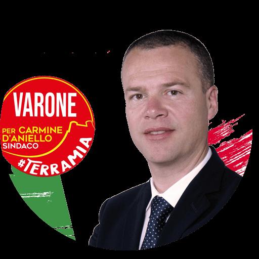 candidato al consigliere comunale alle elezioni amministrative di Sant'Antonio Abate con D'Aniello Sindaco